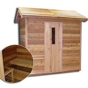 Sauna Classique Exterieur