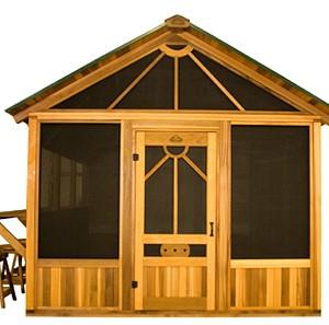 Gazébo Habitat
