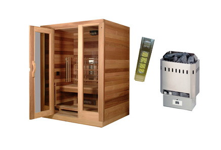 Sauna Mixte Premium