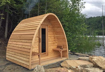 Sauna-POD