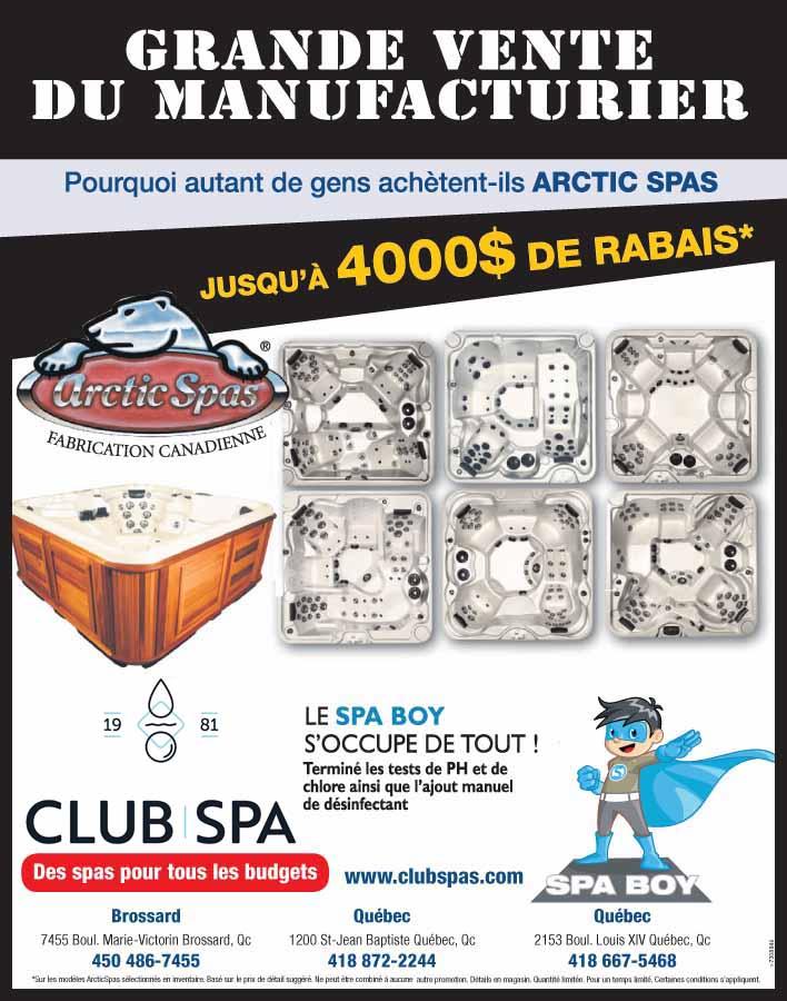 Club Spa - L\'endroit idéal pour le Spa au québec - Unique ...